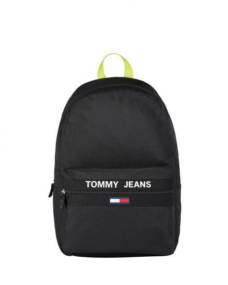 Tommy Hilfiger Tjm Essentıal Backpack AM0AM07766 Black