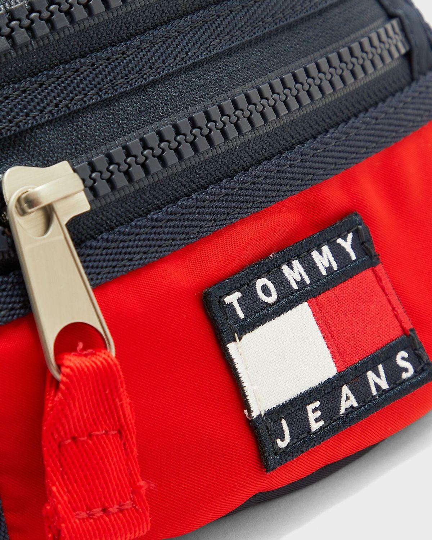 Tommy Hilfiger Tjm Heritage Bumbag Nylon Erkek Bel Çantası AM0AM06638 Corporate
