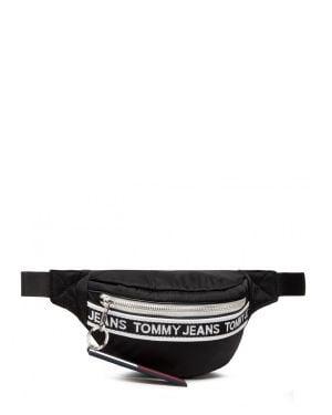 Tommy Hilfiger Tjw Mini Logo Tape Bumbag Nylon Kadın Bel Çantası AW0AW09736