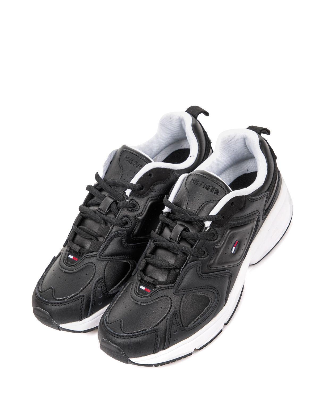 Tommy Hilfiger Wmn Heritage Tommy Jeans Kadın Sneaker EN0EN00947 Black