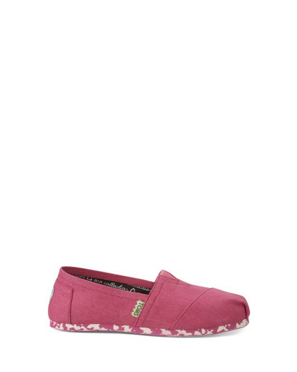 Toms Earthwise Classics Pink Earthwise 10001405 Pembe
