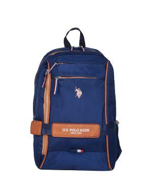 Us Polo Assn . İki Cepli Sırt Çantası PLÇAN20042