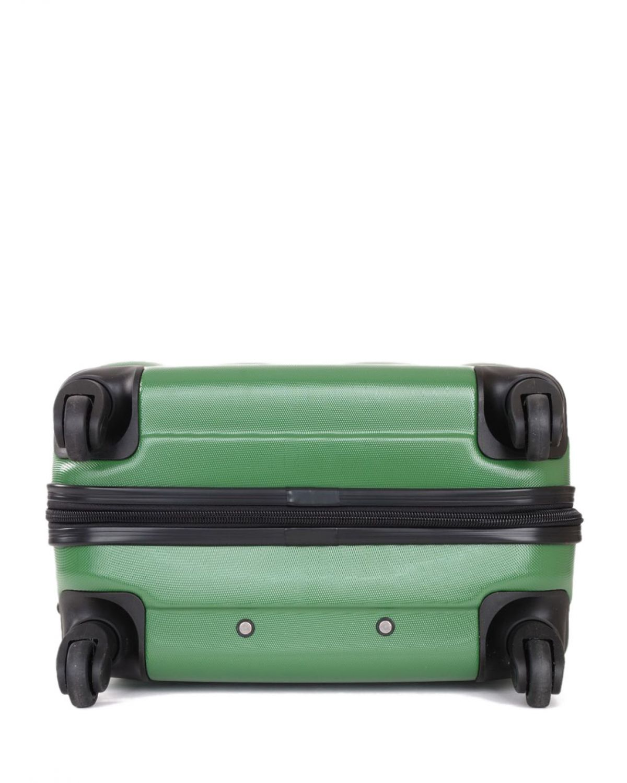 Us Polo Assn Kabartma Yüzeyli Orta Boy Valiz PLVLZ6032B Renkli