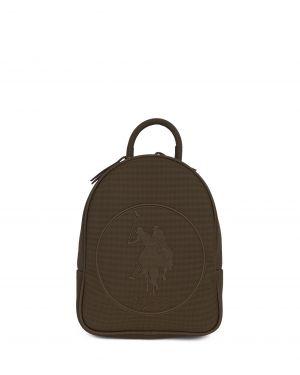 Us Polo Assn Kabartma Logolu Kadın Sırt Çantası US19883