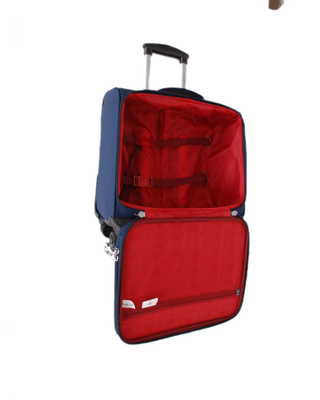 Us Polo Assn Laptop Ve Evrak Bölmeli Pilot Çantası PLVLZ8094 Lacivert