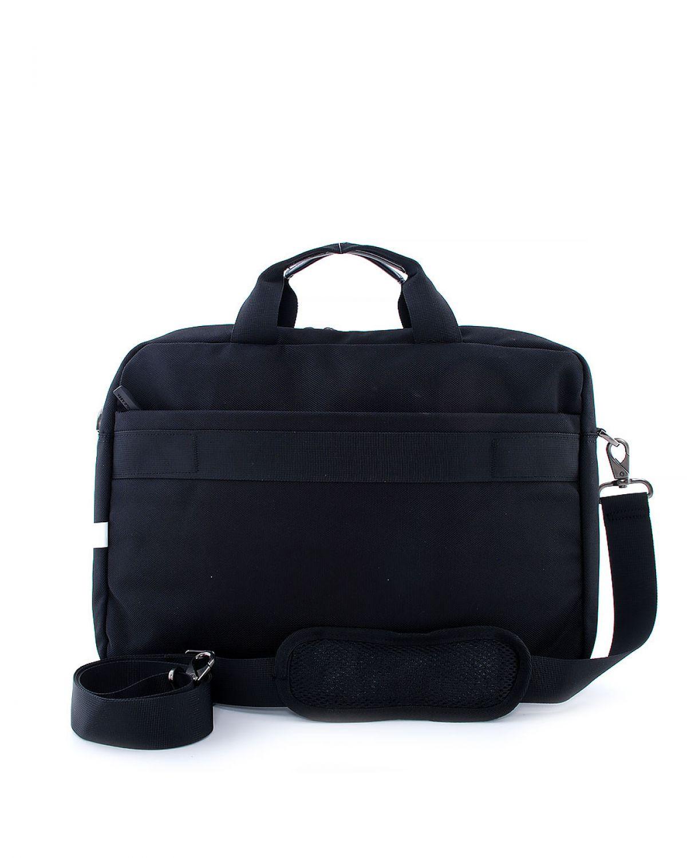 Us Polo Assn Metal Logo Laptop/evrak Çantası PLEVR7363 Siyah