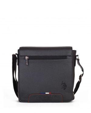 Us Polo Assn Önü Fermuarlı Çapraz Askılı Çanta PLEVR8425