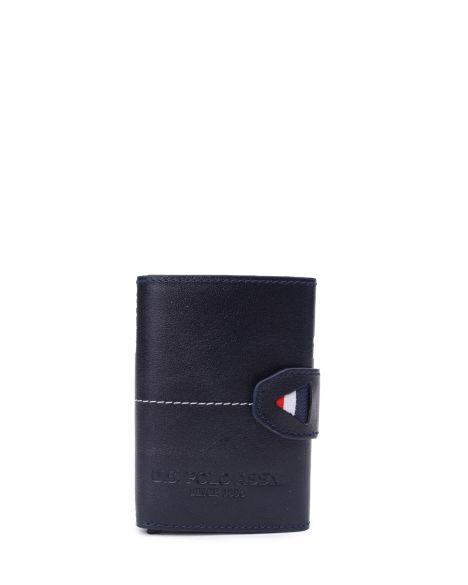 Us Polo Assn Çıt Çıtlı Dikey Kartlık PLCUZ9210 Lacivert
