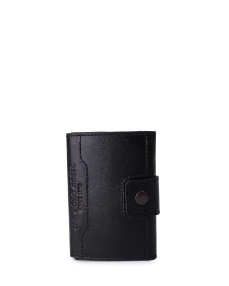 Us Polo Assn Çıt Çıtlı Dikey Kartlık PLCUZ9212 Siyah