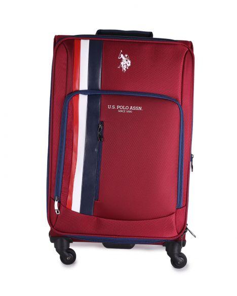 Us Polo Assn Kabin Boy Valiz PLVLZ20227C Bordo