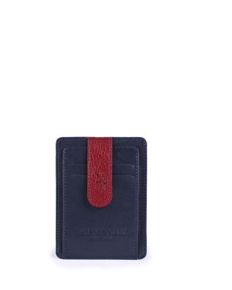 Us Polo Assn Şeffaf Bölmeli Erkek Kartlık PLCUZ7603 Lacivert