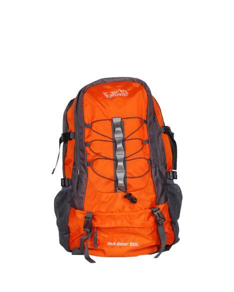 Young 50L. Dağcı Çantası 40169 Orange - Grey