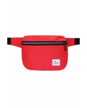 Cambridge Polo Club Tek Bölmeli Bel Çantası Plevr50061 Kırmızı