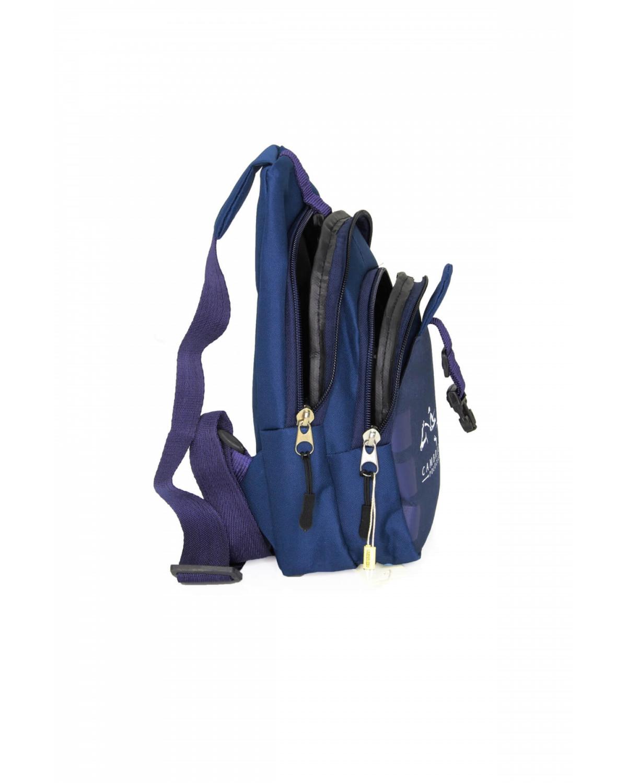 Cambridge Polo Club Sternum Destekli Erkek Body Bag Plevr50047 Lacivert