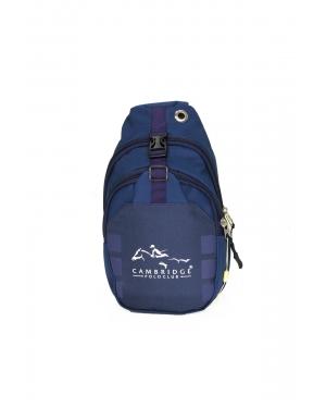 Cambridge Polo Club Sternum Destekli Erkek Body Bag Plevr50047