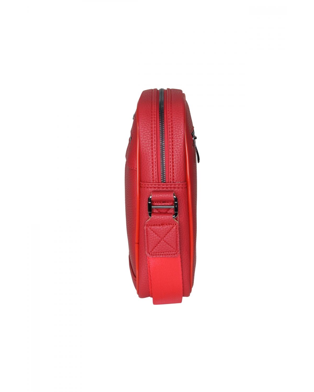 Cambridge Polo Club Ön Cepli Postacı Çantası PLEVR50060 Kırmızı