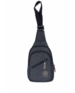 Cambridge Polo Club Ön Bölmeli Erkek Body Bag PLEVR50051 Siyah