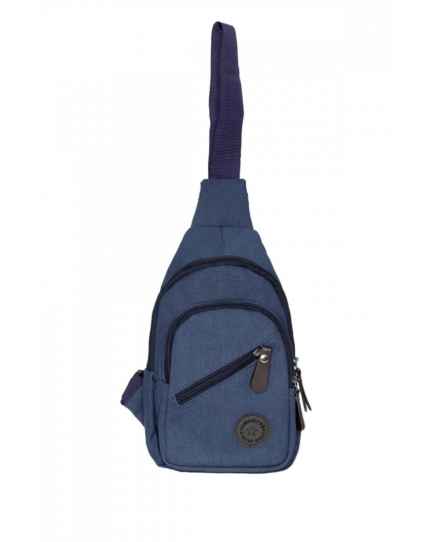 Cambridge Polo Club Ön Bölmeli Erkek Body Bag PLEVR50051 Lacivert
