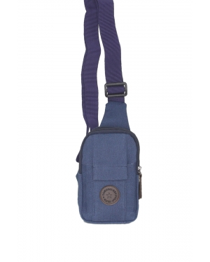 Cambridge Polo Club Kanvas Erkek Body Bag Plevr50049 Lacivert