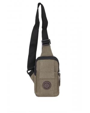 Cambridge Polo Club Kanvas Erkek Body Bag Plevr50049