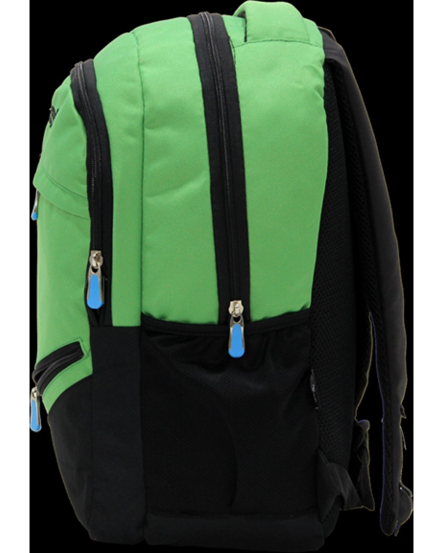 Cambridge Polo Club Ön Cep Detaylı Sırt Çantası Plcan1702 Yeşil