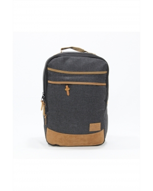 Cambridge Polo Club Laptop Bölmeli Sırt Çantası PLCAN1766 Siyah