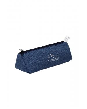 Cambridge Polo Club  Tek Gözlü Kalemlik KLK40022 Mavi