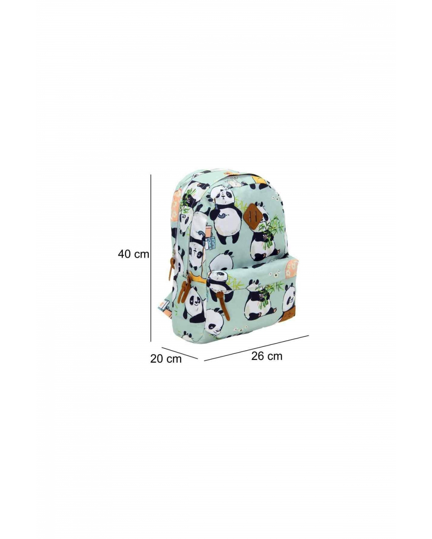 Cambridge Polo Club Panda Sırt Çantası PLCAN1777 STD