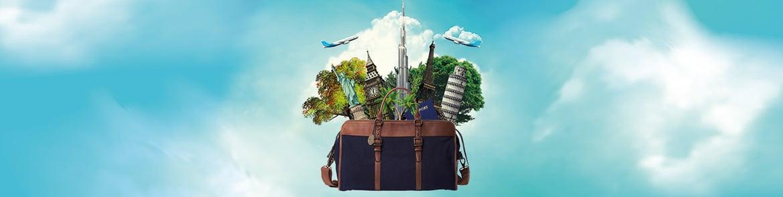 Kipling Seyahat Çantası