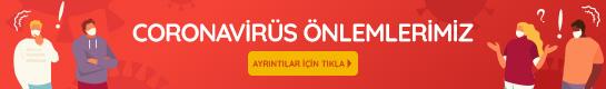 eçanta Coronavirus Önlemleri