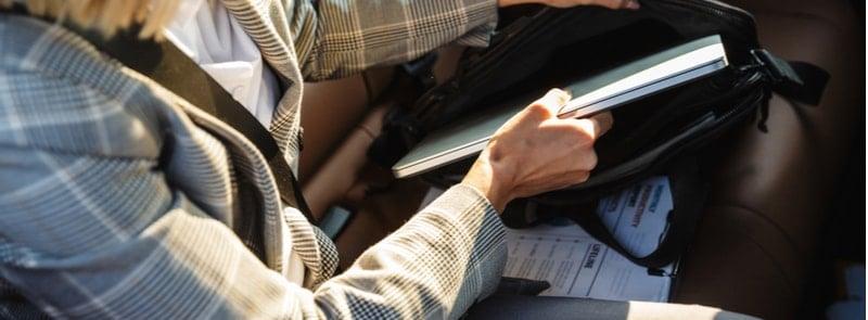 Kadınlar İçin Laptop Taşınabilecek Şık Çantalar