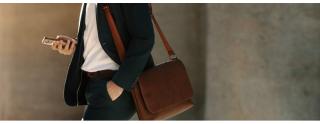 Erkekler Postacı Çantayı Nasıl Kullanmalı?