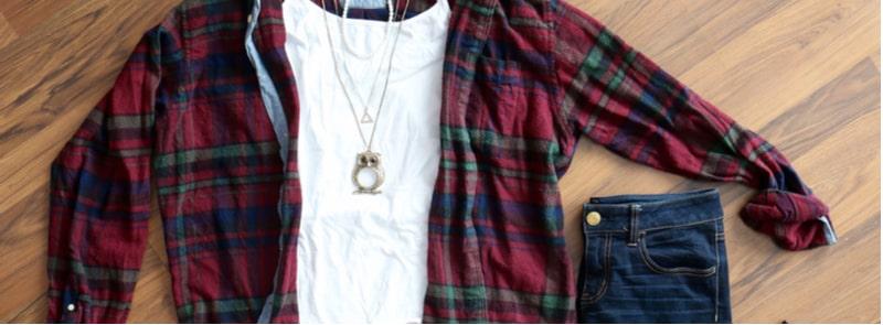 Kadınlar Oduncu Gömleği Nasıl Kombinlemeli?
