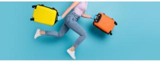 Kolay Seyahat İçin 8 Kabin Boy Valiz Çantası
