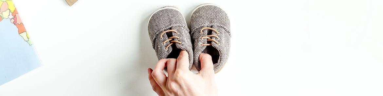 Erkek Çocuk İlk Adım Ayakkabısı