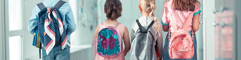 Barbie Okul Çantaları