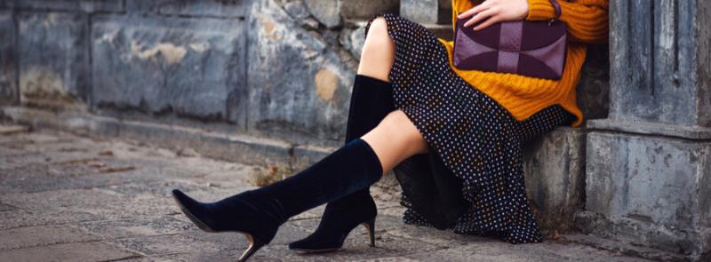 Çorap Çizme Modası ve Kombin İpuçları