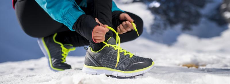 Kışın Spor Ayakkabı Giymenin İpuçları