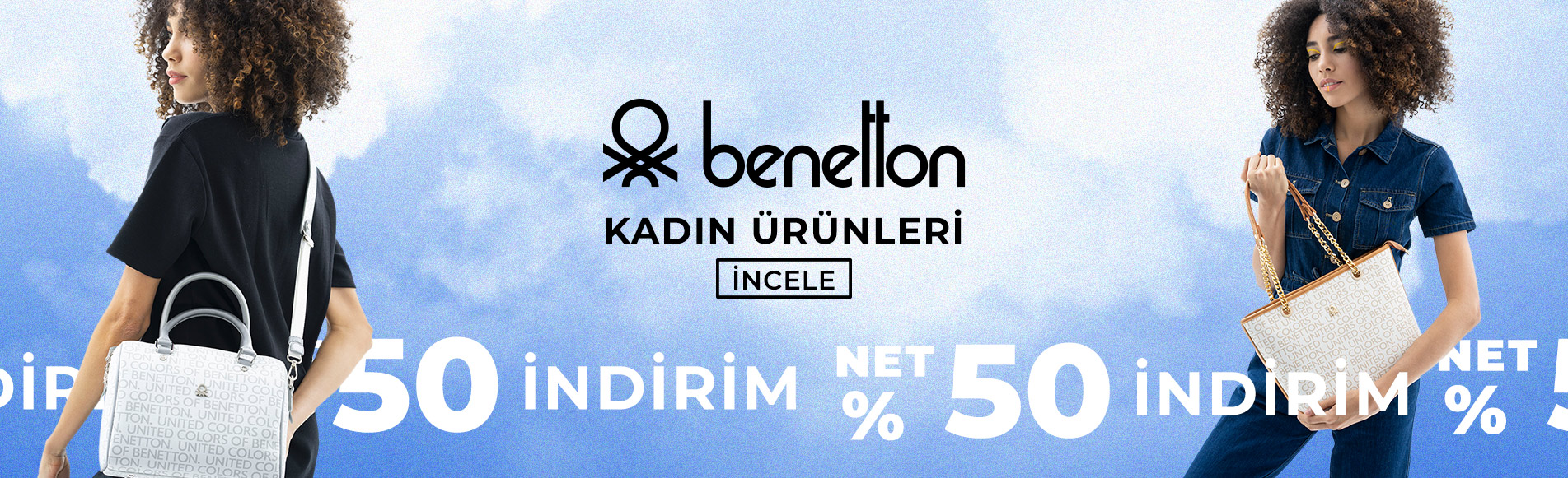 Benetton - Kadın Ürünleri