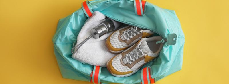 Spor Çantanda Bulunması Gereken 13 Eşya