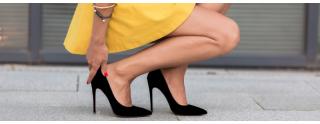 Topuklu Ayakkabı Giymekte Zorlananlara 5 Tavsiye