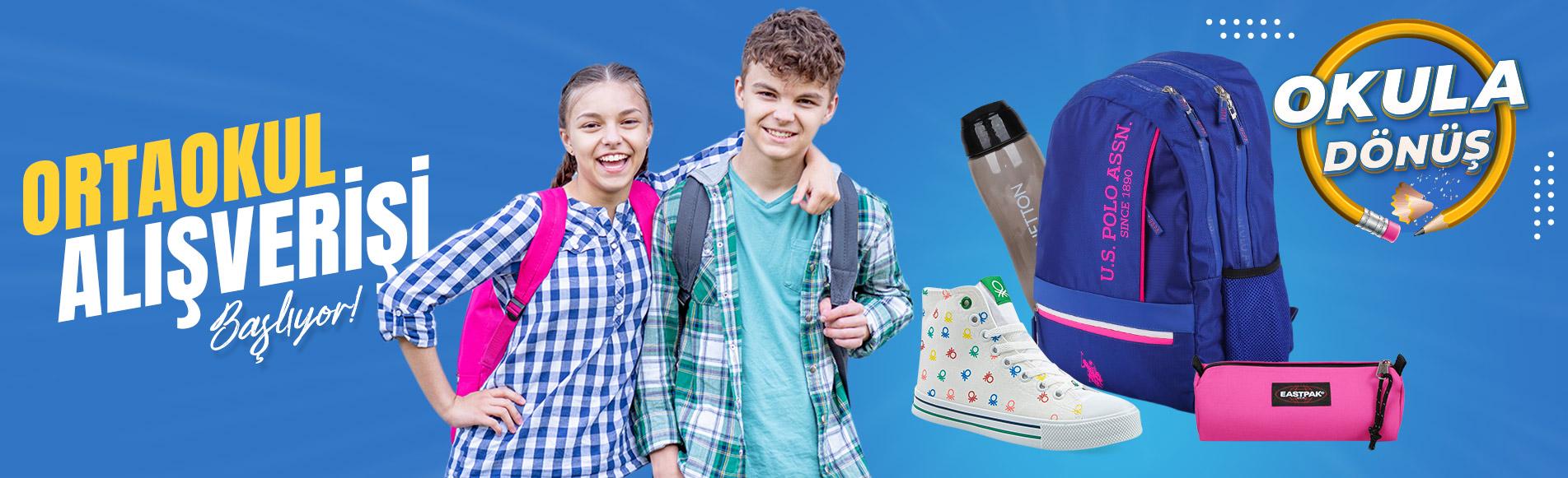 Okula Dönüş - Ortaokul