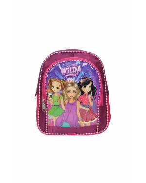 Wilda Girl Pembe Anaokulu Sırt Çantası BRCAN20019