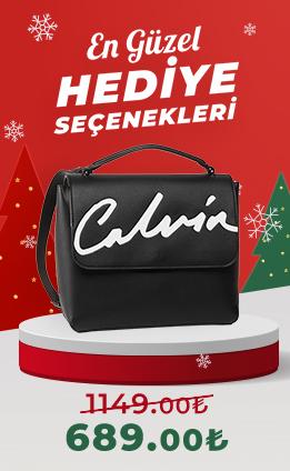 Calvin Klein el ve omuz çantası